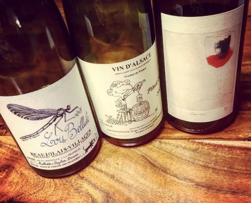 Qu'est-ce qu'on boit - Du vin nature!
