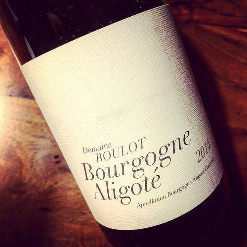 Domaine Roulot Bourgogne Aligoté 2014