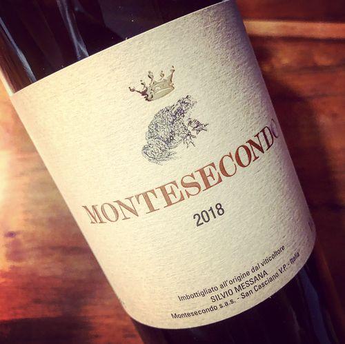Societa Agricola Semplice Montesecondo Toscana 2018