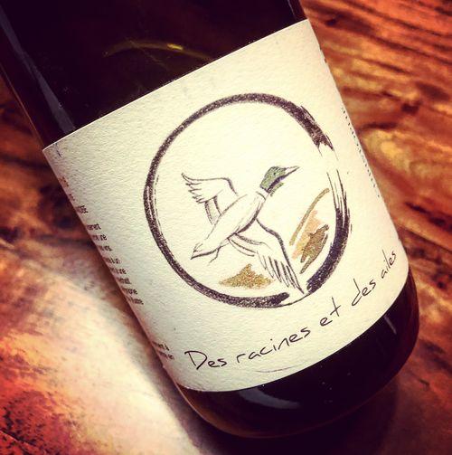 Christophe Lindenlaub Des Racines et des Ailes Pinot Gris Alsace 2016