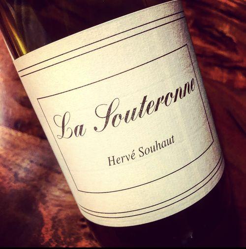 Hervé Souhaut La Souteronne Vin de France 2018
