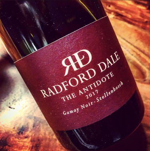 Radford Dale The Antidote Gamay Noir Stellenbosch 2017